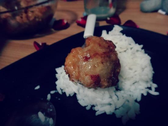 pre-vday dinner <3