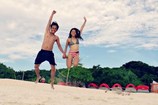 team beach bums ^_^