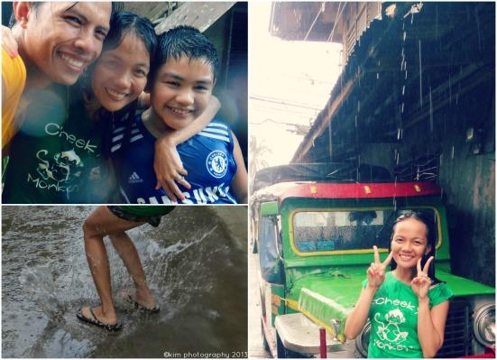 rainbathed