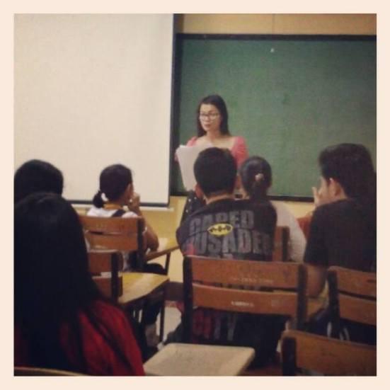 teacher almi