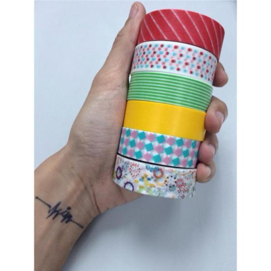 birthday washi tape loot <3